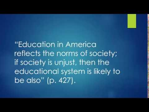 EDUC 5623 Gender Discrimination