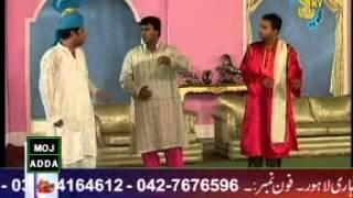 Punjabi Stage Drama Tuhe Hai Mera Pyar Mahiya 4-10 Zafri Khan Deedar