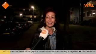 Onrust bij buren terreurverdachte: 'Het enge is dat er nog iemand thuis is'