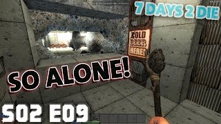7 Days Mindcrack S02 E09 So Alone!