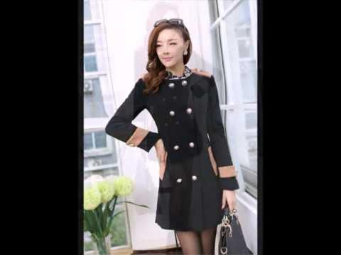 GIVENC.VN Thời Trang áo Khoác Nữ đẹp Kiểu Hàn Quốc