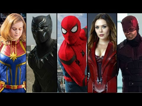 Marvel's The New Avengers - Movie Trailer...