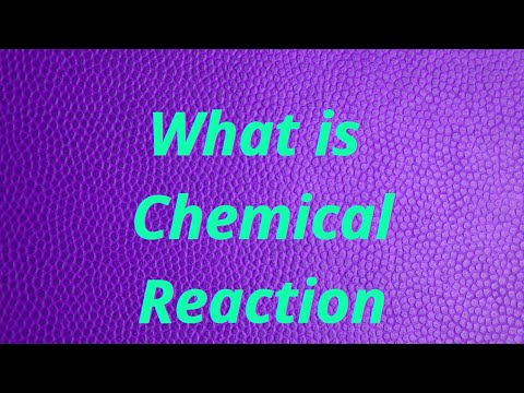 Introduction To Chemical Reaction -  Class 10 NCERT (Hindi)
