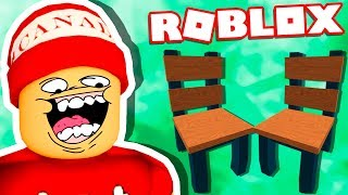 The FUN DANCE OF the CHAIRS → Roblox funny moments #114 😂🎮