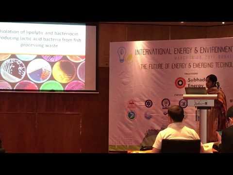 Dr. Vrinda Ramakrishnan, Senior Research Fellow, Department of Food Microbiology, CSIR-CFTRI
