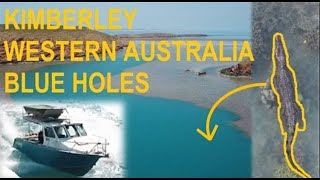 Fishermen Discover Blue Hole Full of Crocs, Sharks, Fish and Turtles in Kimberley Australia (EPIC)