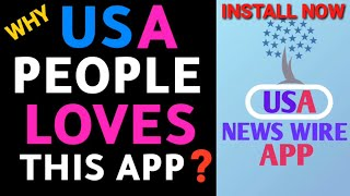 Why USA Loves To install This News App  II New York Times II New USA NewsWire App II install II