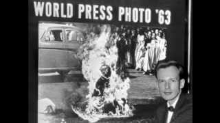 Malcolm Browne's 'Burning Monk': How the photograph was taken