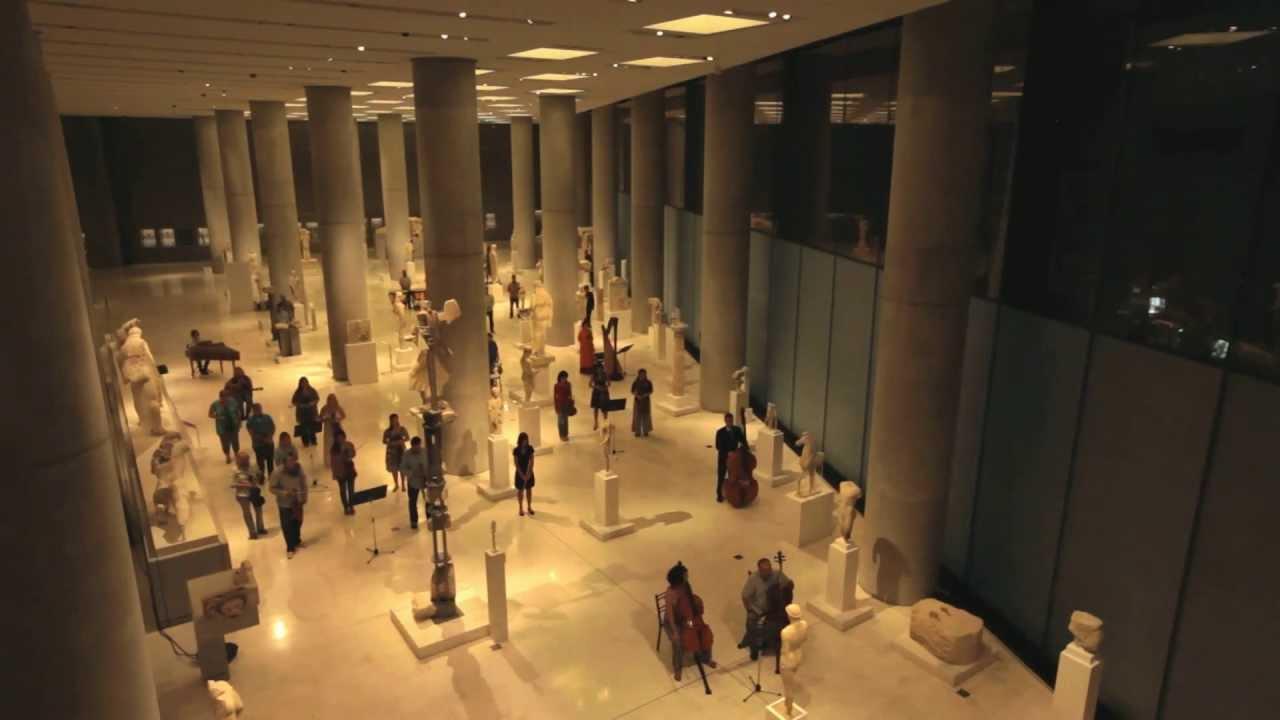 Celebrating World Tourism Day 2012 at the Acropolis Museum (English)