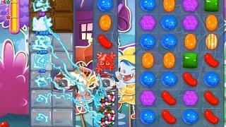 Candy Crush Saga Level 1242    ★★★   NO BOOSTER
