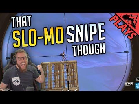 That Slo Mo Snipe Though - Fortnite Gameplay #68 (StoneMountain64)