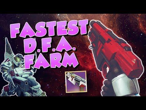 FASTEST D.F.A. Farm! Tree of Probabilities Nightfall [Destiny 2]