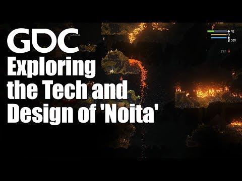 Exploring the Tech and Design of Noita