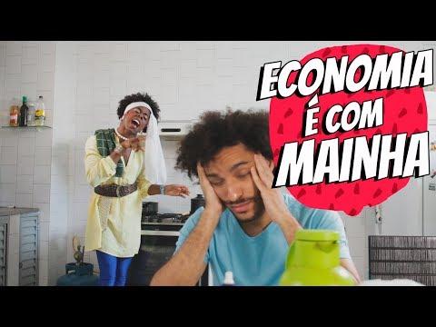 Economia é com Mainha