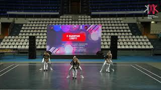 СТИЛЬ ЖИЗНИ Финал Аэробика Мужчины женщины Чемпионат России по Фитнес Аэробике 2020