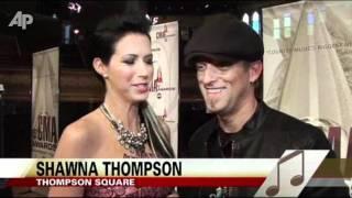 Odd Jobs Lead Thompson Square to 2 CMA Nods