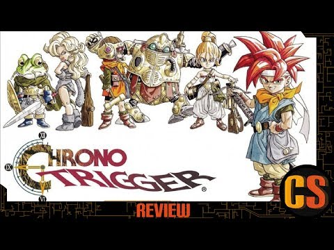 CHRONO TRIGGER - STEAM REVIEW