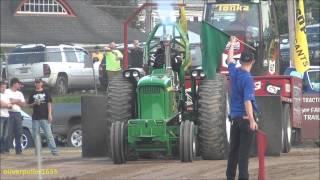 2014 Columbiana Co. Fair Classic Super Stock Tractor Pull