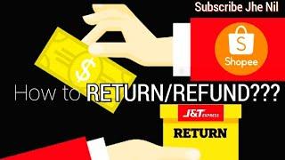 Shopee Return/Refund (J&T Express) screenshot 3