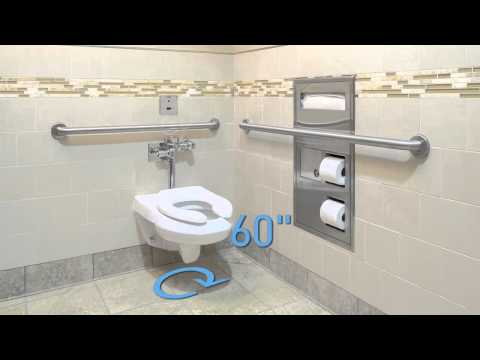 Accessible Toilet Compartments