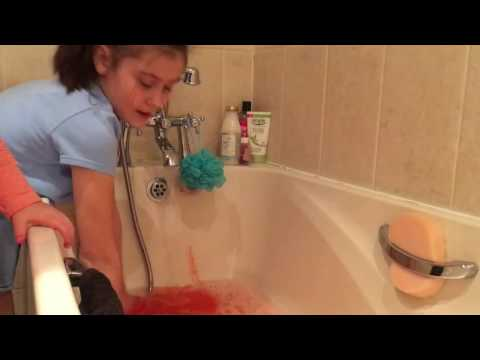 Ruby Red Slippers bubble bar demo xx