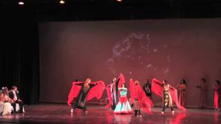 Nations of San Diego Dance Festival Promotional Video
