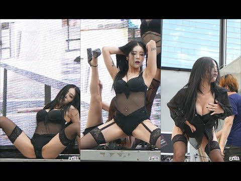 걸크러쉬(GirlCrush) 보미 직캠- 댄스 퍼포먼스 [서초 윙카공연] fancam