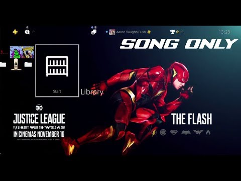 Justice League Free PS4 Theme (Song Only)