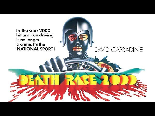 DEATH RACE 2000 - Trailer (1975, English)