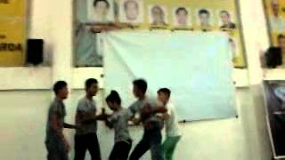 CPSU Cheerdance Squad (Epic Fail) BSIT 3-A