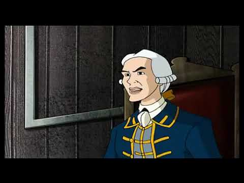 """Liberty`s Kids: #08 """"The Second Continental Congress"""" (1/2)"""