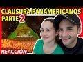 INAUGURACIÓN CLAUSURA PANAMERICANOS PARTE 2🇵🇪 *REACCIÓN*
