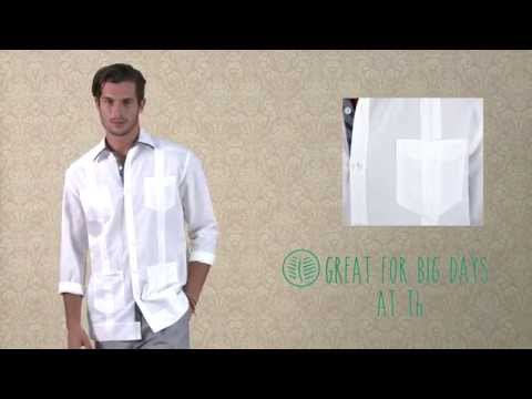 Cubavera: The Guayabera Style Guide