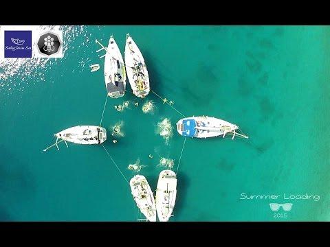 Sailing Ionian Sea, Summer Loading 2015