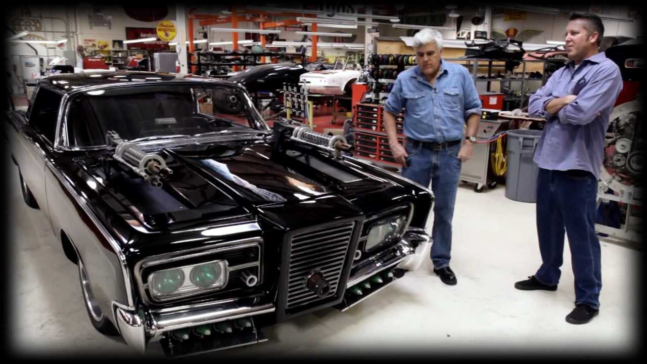 Fast Five Picture Cars Jay Leno S Garage Youtube