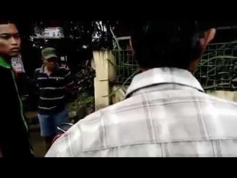 [HEBOH] VIDEO Seorang Pelajar Membentak Orang Tua Hanya Karna Motor scoopy Lecet °°CETNO°° KUDUS