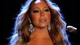 Mariah Carey being a DIVA for 2 minutes!