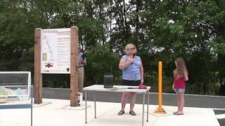 Panhandle Pathway Ribbon Cutting