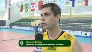 Campeonato Mundial Militar de Voleibol - 2014
