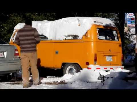 Volkswagen Type 2 - Winter Cold-Start | EastVolks