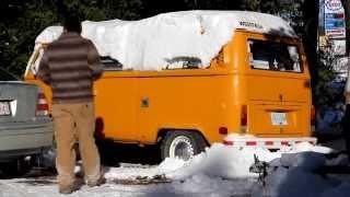 Volkswagen Type 2 - Winter Cold-Start | EastVolks