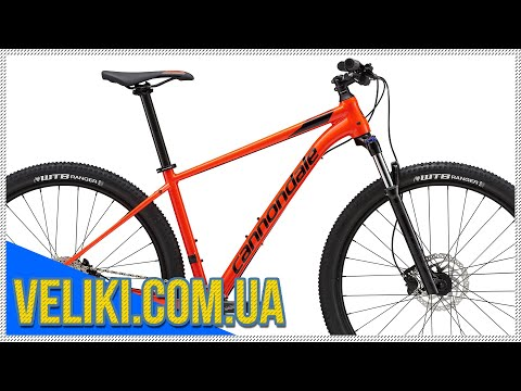 Обзор велосипеда Cannondale Trail 5 (2019)