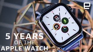 The Apple Watch: 5 years later