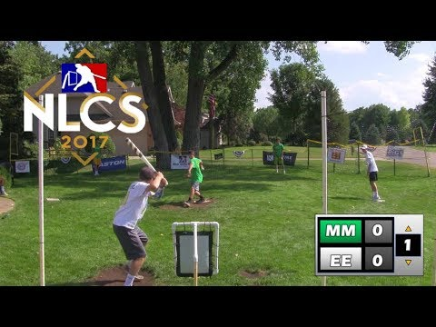 2017 NLCS   MLW Wiffle Ball