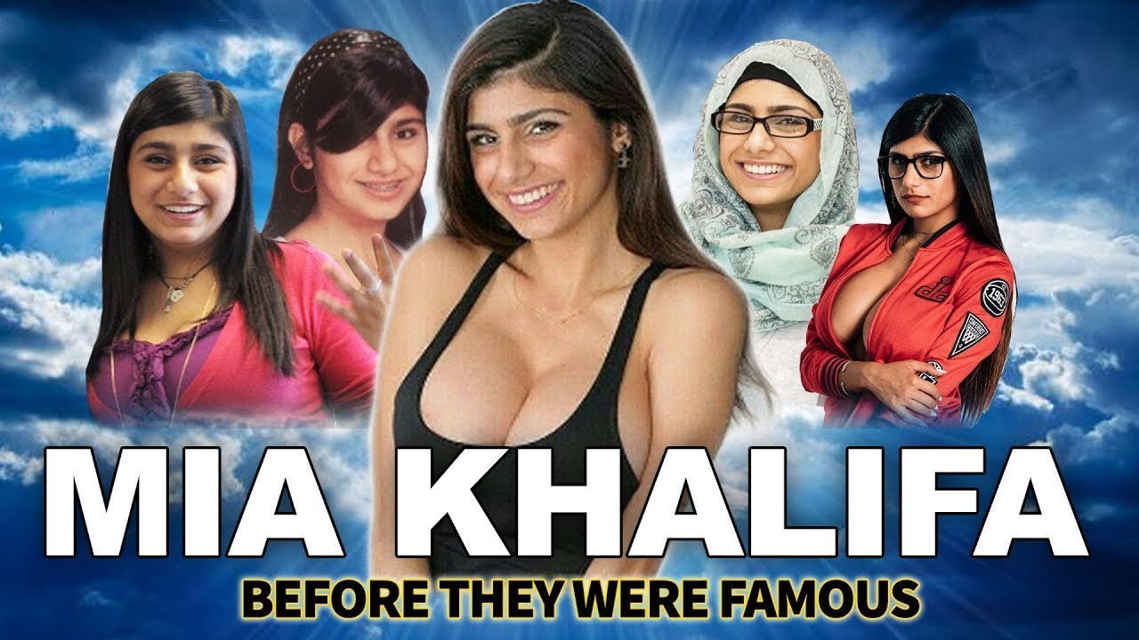 Before they were famous mia khalifa