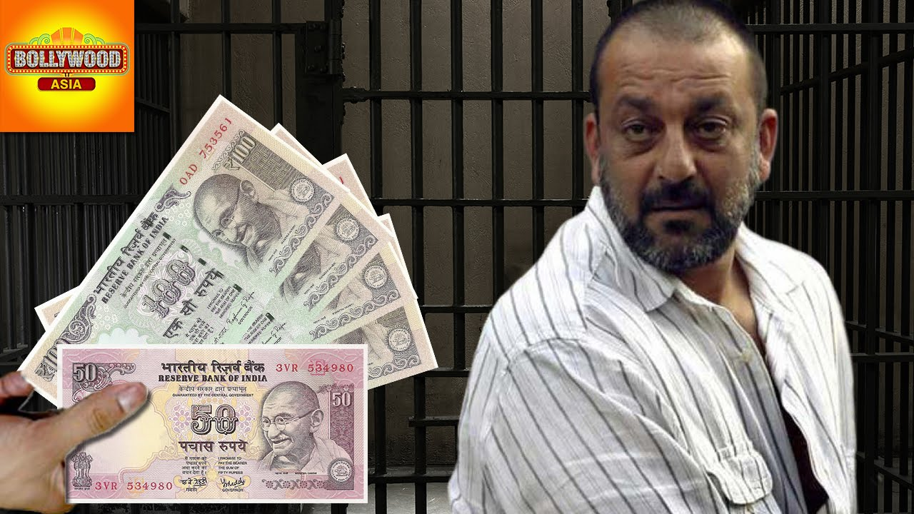 Sanjay Dutt EARNED Rupees 450 In Jail | Bollywood Asia ...
