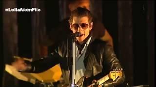 Arctic Monkeys - Lollapalooza Argentina 2019