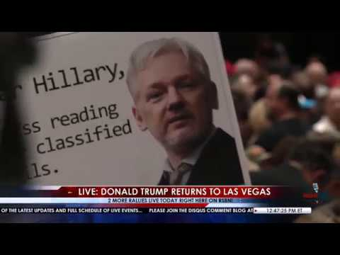 Full Speech: Donald Trump Rally in Las Vegas, NV
