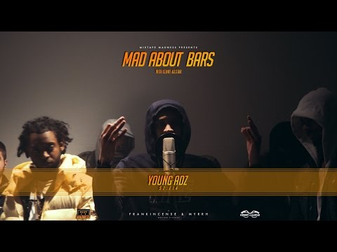 Young Adz - Mad About Bars w/ Kenny [S2.E14] | @MixtapeMadness (4K)