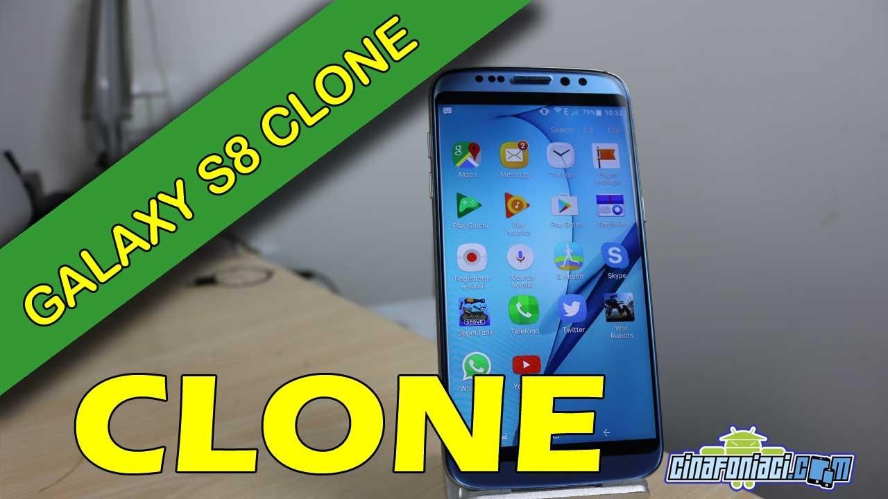 controllare iphone clone